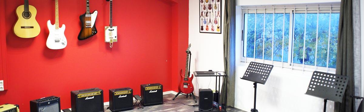 école de musique Montpellier Sud